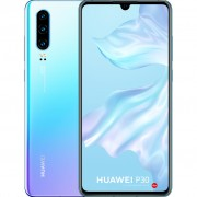 Huawei P30 Wit/Paars