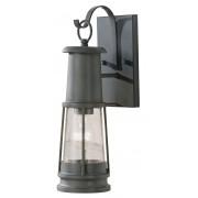 Franssen Verlichting Harbor wandlamp - antiek grijs