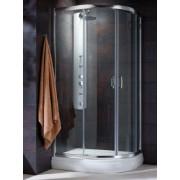 Radaway Premium Plus E Kabina prysznicowa 120x90 szkło fabric 30493-01-06N __DARMOWA DOSTAWA__