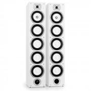 V7B coppia di diffusori da pavimento 4 vie bianchi