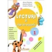 Lecturi si fise de lectura Clasa 1 - Arina Damian Camelia Stavre