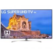 Televizor LCD LG 65SK8500PLA, Smart TV, Super UHD 4K, 164 cm, Wi-Fi, Negru/Argintiu