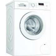 Mașina de spălat rufe Bosch WAJ20061BY, 7 kg, 1000 rpm, Functie Reîncărcare, Display, ActiveWater™, Clasa A+++, Alb