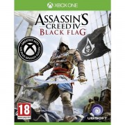 Assassin's Creed IV 4 Black Flag Xbox One Game (greatest Hits)