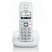 Siemens Gigaset E260 Telefone Dect Teclas Grandes Branco