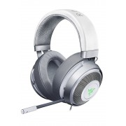 Razer Kraken 7.1 V2 Mercury Edition Геймърски слушалки с микрофон