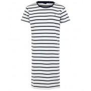 Gant Breton stripe jersey dres