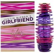 Justin Bieber Girlfriend Eau de Parfum para mulheres 50 ml