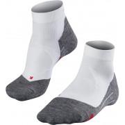 Falke RU 4 Cushion Hardloopsokken Heren grijs/wit 2017 Hardloopsokken