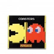 Portavasos Paladone Pacman Coasters Geek Ghost 4 Piezas-Multicolor