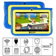 EB 7 Pulgadas De Pantalla ARM Quad Core 1.3GHz Para Android Wifi Mini Kids Tablet PC-blusa