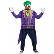 Deguisetoi Déguisement Joker LEGO adulte