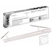 FAAC Kit Motorisation volets battants FAAC Night One Day AUTO Blanc (filaire)