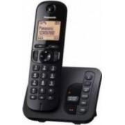 Telefon DECT fara fir Panasonic KX-TGC220FXB