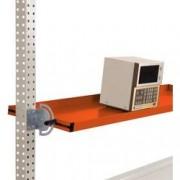 Manuflex AS1713.2001 Naklápěcí odkládací konzole pro PACK BAZÉNU pack stoly, Nutztiefe 195 mm. Pro šířka stolu 1750 mm