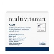 New Nordic Multivitamin Man 90 tabletter