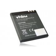 Batterie Li-Ion Pour Nokia 6210 Navigator / 6290 / 6710 Navigator / E65 / N93i (Incompatible Avec N93) / N95 / N96, Remplace Les Batteries Nokia Bl-5f