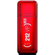 Carolina Herrera 212 VIP Black Red Eau de Parfum bărbați 100 ml