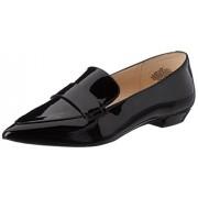Nine West Women's Black Loafers and Moccasins - 6 UK/India (38.5 EU)(8 US)