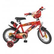 Bicicleta Cars Rayo McQueen Disney 14 Pulgadas - Toimsa