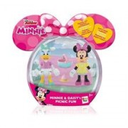 Jucarie As Disney Junior Minnie 2Pack Minnie & Daisy S Picnic Fun