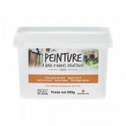 Lubéron Apiculture Peinture végétale 800g - Peinture - Framboise