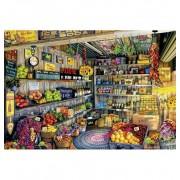 Puzzle 2000 Tienda De Comestibles - Educa Borras