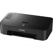 Imprimanta inkjet color Canon Pixma TS205, A4, Imprimare fara margini, Hi-Speed USB