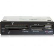 Card reader delock Cala Multipanel 3.5 CardReader + USB (91674)