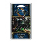 Fantasy Flight Games The Lord of the Rings Card Game, The City of Corsairs Adventure Pack