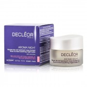 Decleor aroma night rose d'orient soothing night balm (pelli sensibili & reattive) 15 ml