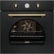 Cuptor incorporabil multifunctional Zanussi, negru ZOB33701CR GARANTIE 2 ANI