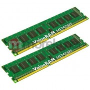 Memorie Kingston Kit 8GB (2x4GB), DDR3, 1333MHz, Non-ECC, CL9, 1.5V, Low Profile