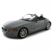 Bburago BMW Z4 - grijs