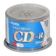 CD-R Ridata 80min./700mb. 52X Принтабъл 50 бр
