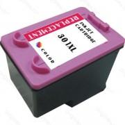HP : Cartuccia Ink-Jet Compatibile ( Rif. 301XL CMY ( CH564EE ) ) - 3 Colori - ( 330 Copie )