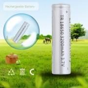 EH 18650 3200mAh 3.7V Batería Recargable Del Li-ion Para La Linterna Del LED