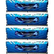 G.Skill 32 GB DDR4-RAM - 2400MHz - (F4-2400C15Q-32GRB) G.Skill Ripjaws Blue Kit CL15