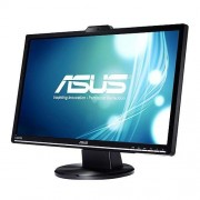 "Monitor ASUS VK248H, 24"", LCD, 1920x1080, 50 000:1, 2ms, 250cd, D-SUB, DVI, DHMI, webcam, repro, čierny"