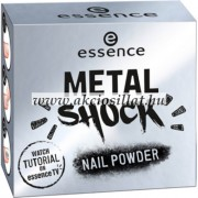 Essence metal shock 01 mirror, mirror on the nail köröm púder 1g