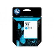 HP Tinteiro (C9398A) Nº72 Azul (com Tintas Vivera)