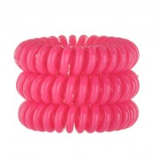 InvisiboBBle Power Hair Ring gumice za kosu 3 kom nijansa Pinking Of You