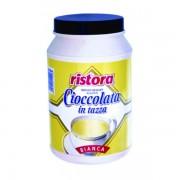 Ciocolata instant densa alba Ristora 800 gr