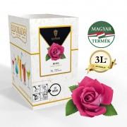 Bag in Box Eldorado rózsa szirup 3 liter
