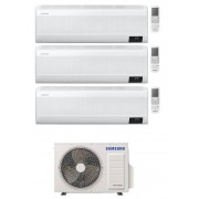Samsung Windfree Elite Samsung Condizionatore Trial Split R-32 9000+9000+9000 Btu Inverter Wifi Aj052txj3kg A+++ New 2020