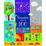 Numara pana la 100 (Usborne)/Felicity Brooks, Sophia Touliatou