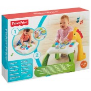 Fisher-Price Fisher Price Animal Friends Giraffe Learning Table