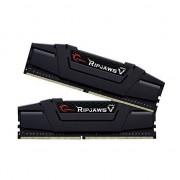 Memorie ram g.skill Ripjaws V DDR4 16 GB, 3000MHz, CL15 (F4-3000C15D-16GVKB)