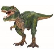 Schleich Tyrannosaurus Rex Dinosaurie Ljusgrön 14525 - 28 cm