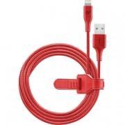 Cellular Line Cosmic Cable - Lightning Cavo USB con cinturino in silico